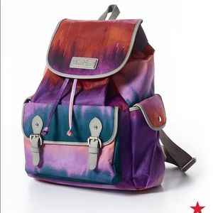 Jessica Simpson Watercolor Backpack back to school
